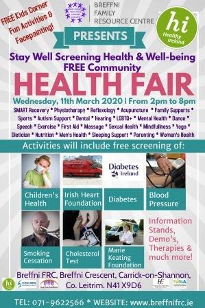 Health Fair 2020