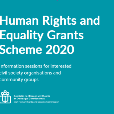 Human Rights and Equality Grant Scheme 2020-21