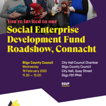 Social Enterprise Development Fund Roadshow