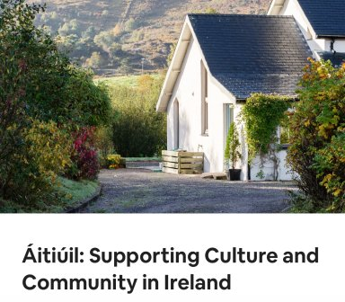 Áitiúil Grants Programme Launched