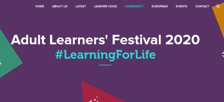 AONTAS Adult Learners' Festival 2020