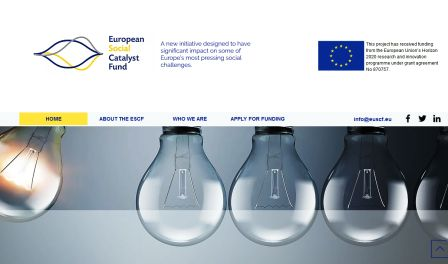 Apply Now for the European Social Catalyst Fund