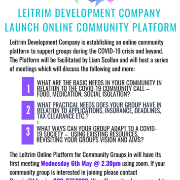 Leitrim On-Line Community Platform