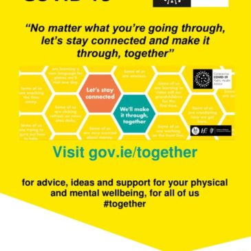 New National #Together Campaign for COVID-19
