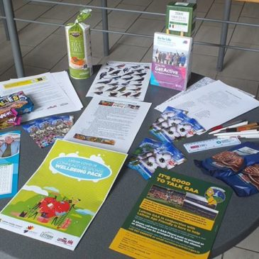 Leitrim Community Forum Wellbeing Packs Distributed