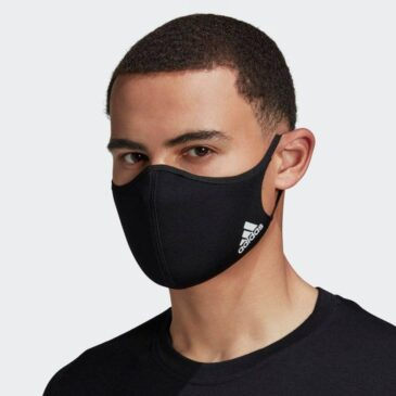 Face coverings or masks are superior to visors