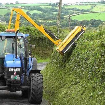 Hedge Cutting Grant