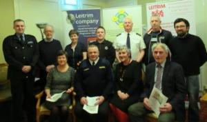 Group shot PPn Gardai Caillin NAS