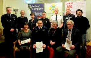 Group shot PPn Gardai Caillin NAS 2