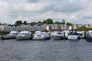Marina Carrick on Shannon