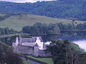 Parkes Castle Lough Gill