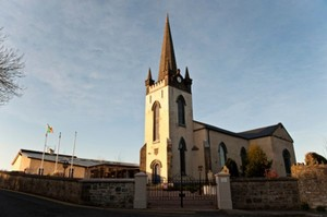 St georges Heritage Centre Carrick on Shannon